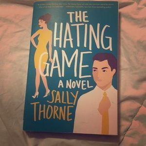The Hating Game book